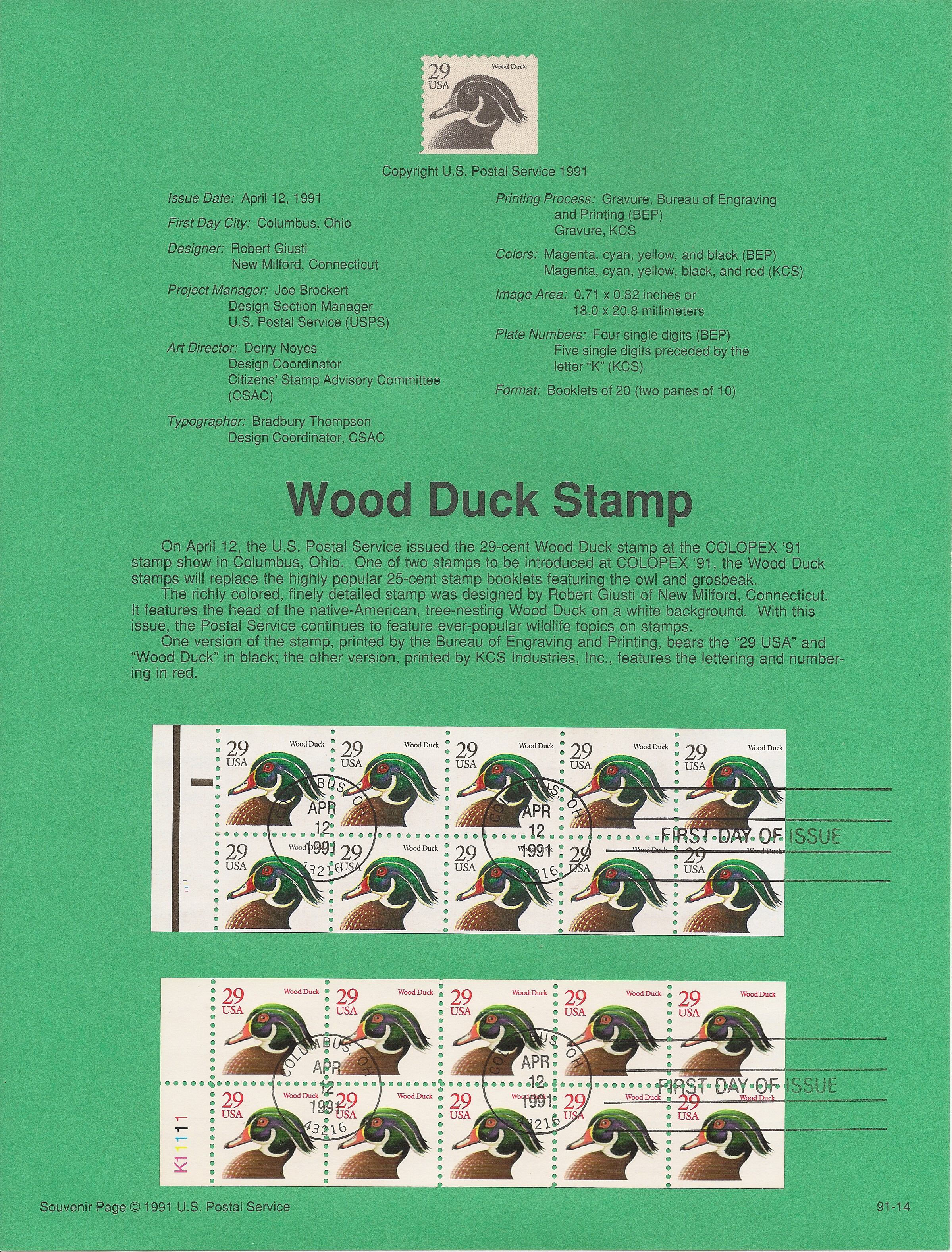 american commemorative collection book 10 stamps 101. Black Bedroom Furniture Sets. Home Design Ideas